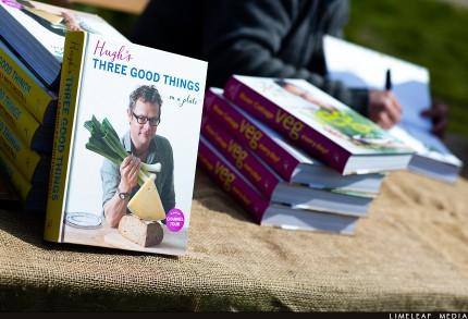 Hugh Fearnley-Whittingstall Three Good Things Book