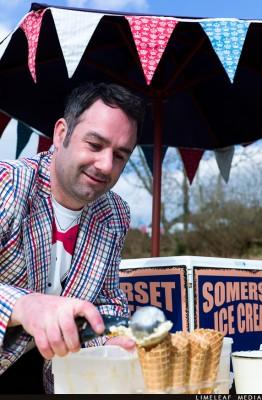Somerset Ice Cream man