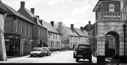 Poundbury street