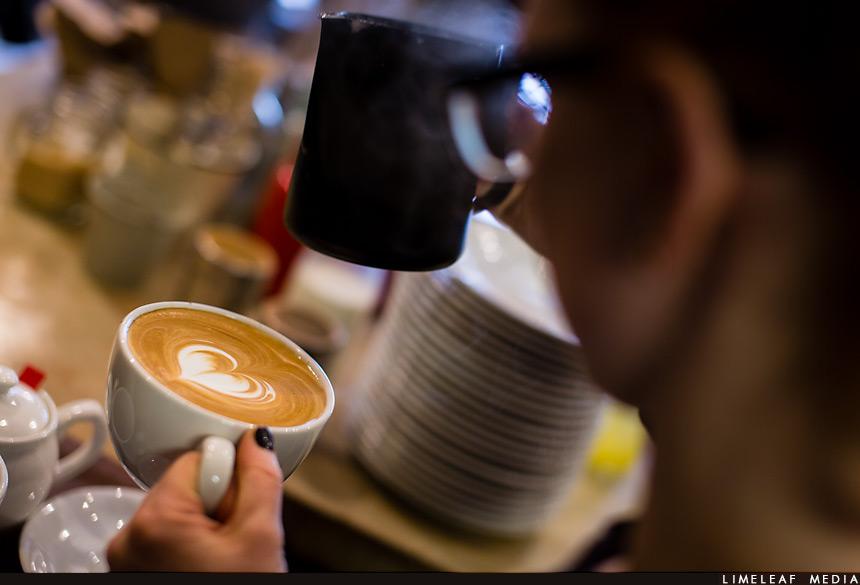 Portfolio Cafe Hours