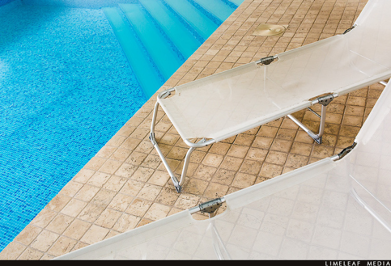 Swimming pool chairs