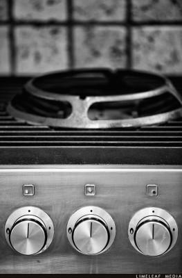 Hob in Kitchen