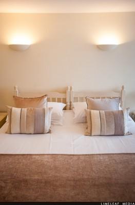 Guest Bedroom bed