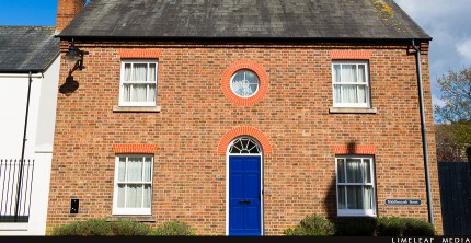 Poundbury home